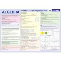Pozostałe artykuły szkolne, Plansza edukacyjna - Algebra