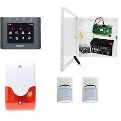 System alarmowy Ropam OptimaGSM-PS + 2xBosch+ TPR-2B-O + Sygnalizator