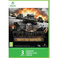 World of Tanks (Xbox 360)