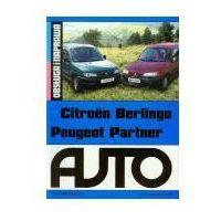 Książki o motoryzacji, Citroen Berlingo Peugeot Partner. Obsługa i naprawa (opr. miękka)