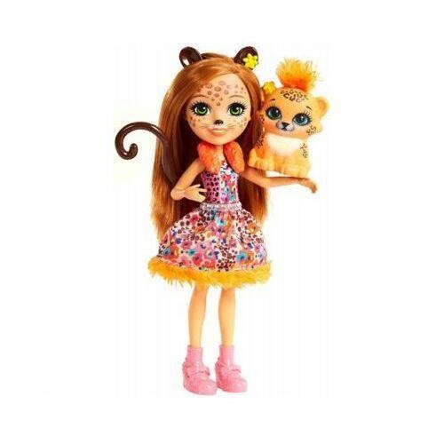 Lalki dla dzieci, Enchantimals Cherish Cheetah