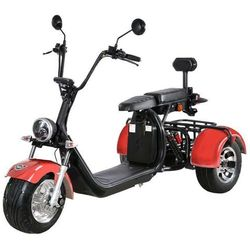 HECHT COCIS MAX RED SKUTER E-SKUTER MOTOR AKUMULATOROWY MOTOCROSS MOTOREK MOTOCYKL - OFICJALNY DYSTRYBUTOR - AUTORYZOWANY DEALER HECHT promocja (--17%)
