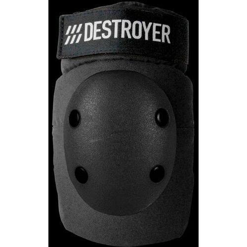 Ochraniacze na ciało, ochraniacze na łokcie DESTROYER - Pro Elbow Black (BLK)