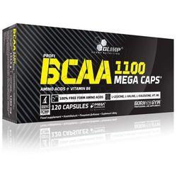 BCAA MegaCaps OLIMP 120 kapsułek