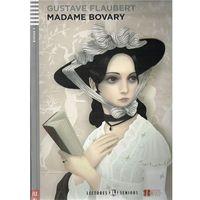 Książki do nauki języka, Madame Bovary+CD B2 (opr. miękka)
