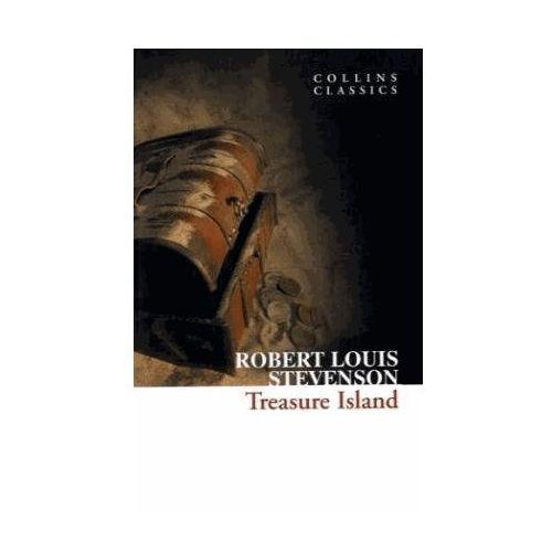 Książki do nauki języka, Treasure island (opr. miękka)