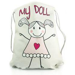Worek plecak My Doll