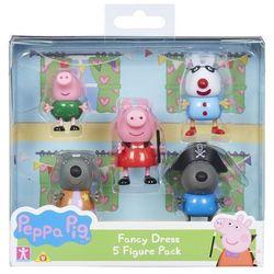 Peppa Pig - 5 figurek w opakowaniu