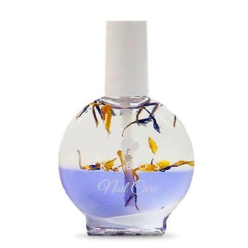 Pozostałe manicure i pedicure, Kabos NAIL OIL BLUE FLOWERS Olejek do paznokci
