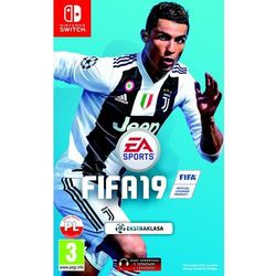 Gra NINTENDO SWITCH FIFA 19