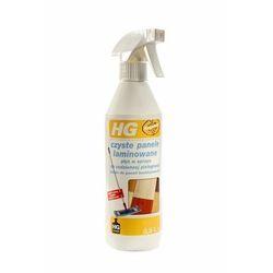HG czyste panele płyn w sprayu do pielęgnacji mebli i paneli laminowanych - panele laminowane
