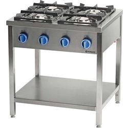 Kuchnia gazowa wolnostojąca z półką 36 kW STALGAST 999553