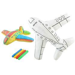 Maskotka do wielokrotnego malowania pisaki samolot