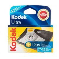 Aparaty analogowe, Kodak aparat Daylight ISO 800 27+12 klatek extra z filmem kolorowym bez lampy
