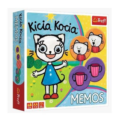 Gry dla dzieci, Kicia Kocia Memos