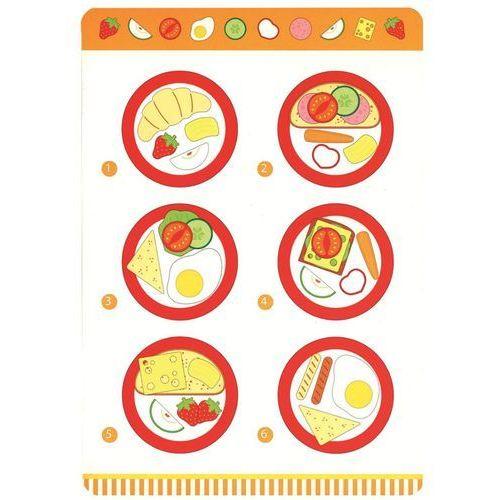 Kuchnie dla dzieci, Śniadanie z karty