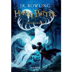 Harry Potter i więzień Azkabanu (opr. twarda)