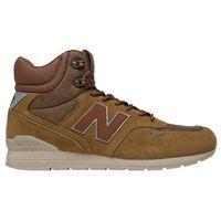 Męskie obuwie sportowe, Buty męskie New Balance MRH996BR
