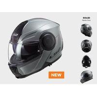Kaski motocyklowe, KASK Szczękowy KASK LS2 FF902 SCOPE NARDO GREY - nowość 2021 roku