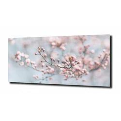 obraz na szkle, panel szklany Kwiaty 23