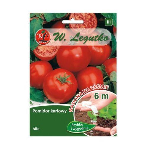 Nasiona, Pomidor gruntowy karłowy ALKA W. LEGUTKO