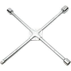 Klucz do kół TOPEX 37D313 krzyżakowy 17 x 19 x 22 mm x 1/2 cala