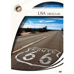 USA Droga 66 (DVD) - Cass Film OD 24,99zł DARMOWA DOSTAWA KIOSK RUCHU