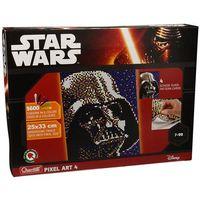 Kreatywne dla dzieci, Quercetti Mozaika Pixel Photo Star Wars Darth Vader