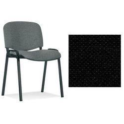 NOWY STYL Krzesło ISO BLACK, czarne