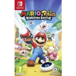 Mario + Rabbids Kingdom Battle - Nintendo Switch - Przygodowy