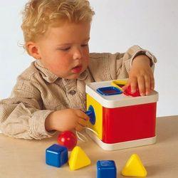 Ambi Toys Sorter kształtów Lock a block 3931151 Darmowa wysyłka i zwroty