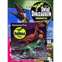 Książki dla dzieci, Świat Dinozaurów 29 DEINONYCH /K/. Darmowy odbiór w niemal 100 księgarniach!