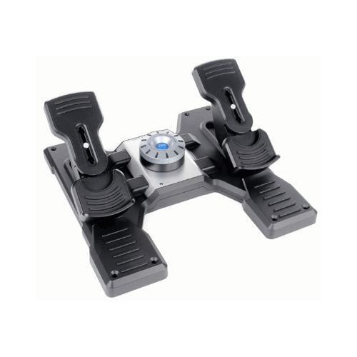 Kierownice do gier, Pedał LOGITECH G Saitek PRO Flight Rudder Pedals USB + DARMOWY TRANSPORT!