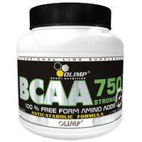 Aminokwasy, Olimp BCAA Strong 750 mg - 240 tabl