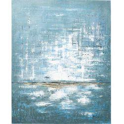KARE Design:: Obraz Abstract Blue One 150x120cm