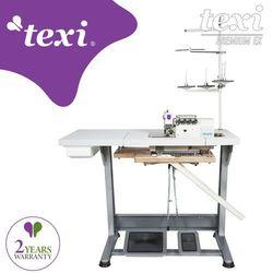 Owerlok przemysłowy 4-nitkowy TEXI QUATTRO 24 T PREMIUM EX + 2 lata gwarancji + stół PREMIUM