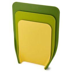 Joseph Joseph - Zestaw desek do krojenia, zielonych Nest™ - 3 szt - zielone