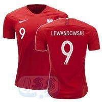 Piłka nożna, RPOL19p9: Polska - koszulka Nike