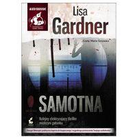 Książki kryminalne, sensacyjne i przygodowe, Samotna. Książka audio CD MP3 - Wysyłka od 4,99 - porównuj ceny z wysyłką
