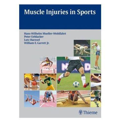 Książki medyczne, Muscle Injuries in Sports (opr. twarda)