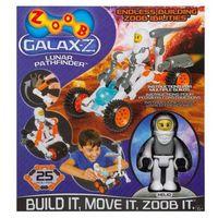 Klocki dla dzieci, Zoob Z-Galax. Lunar Pathfinder 25 el.