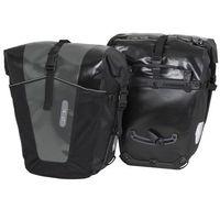 Sakwy, torby i plecaki rowerowe, Sakwy ORTLIEB Back Roller Pro Classic czarny / Montaż: tył