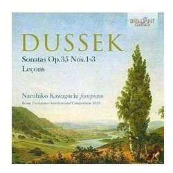 Sonatas Op.35 No.1-3 / Lecons - Dostawa 0 zł