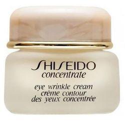 Shiseido Concentrate Eye Wrinkle Cream (W) krem przeciw zmarszczkowy pod oczy 15ml