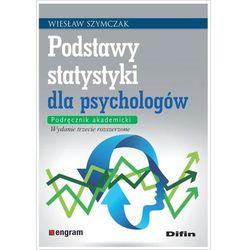 Podstawy statystyki dla psychologów (opr. broszurowa)
