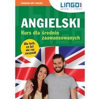Książki dla dzieci, Angielski kurs dla średnio zaawansowanych książka + cdmp3 (opr. miękka)