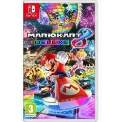 Gra NINTENDO SWITCH Mario Kart 8 Deluxe + Zamów z DOSTAWĄ W PONIEDZIAŁEK! + DARMOWY TRANSPORT!