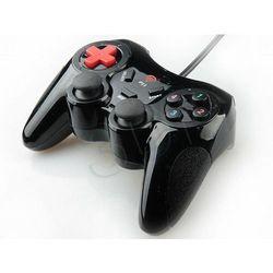 Gamepad Natec P33 ( PC czarno-czerwony )