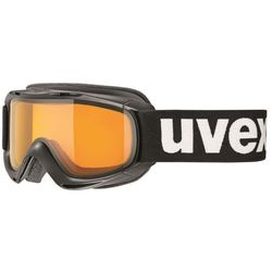 Uvex Slider Czarny lasergold lite/clear 2016-2017