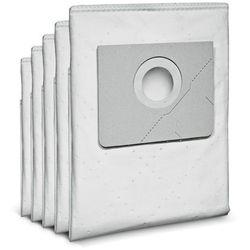 Flizelinowe worki filtracyjne (5szt.) do NT 40/1, 45/1, 55/1 (Karcher 6.907-480.0), POLSKA DYSTRYBUCJA!